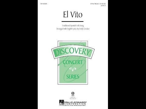 El Vito - Arranged by Emily Crocker