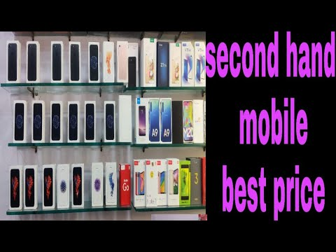 old mobile phone second hand mobile best price and good condition Delhi (Ajay mobile)