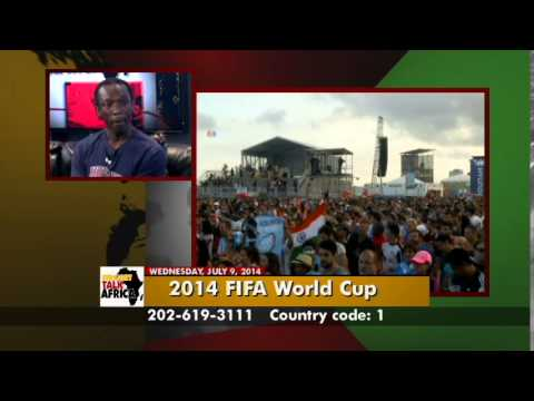 Straight Talk Africa Guests Weigh in on FIFA World Cup, Africa, and Money