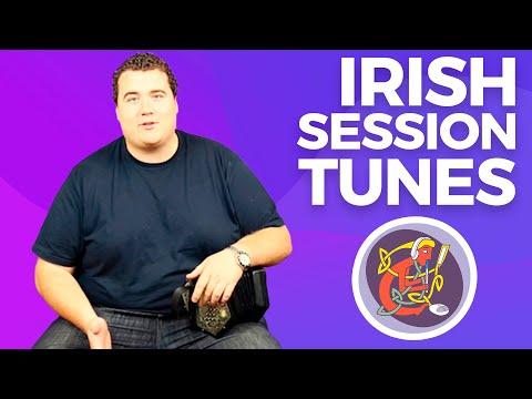 Irish Concertina Lesson: Learn With Liam O'Brien (TG4 Gradam Cheoil Winner)