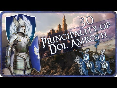 IMMINENT DEATH - Principality of Dol Amroth - Third Age Total War: Divide and Conquer - Ep.30!