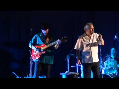 Texas Slim & R J  Mischo   That's All I Need (Magic Sam)  Sondrio, Blues Sotto Le Stelle 2013