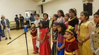 Nepali Anthem USA