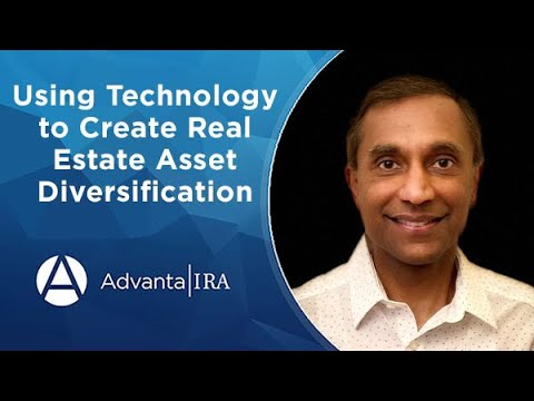 Using Technology to Create Real Estate Asset Diversification