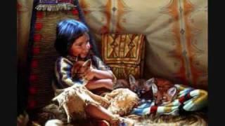اشواق فتاة من الهنود الحمر- موسيقى رومانسية