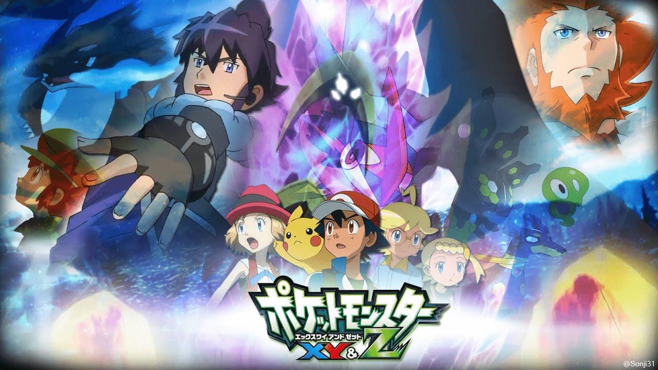 Download Pokemon Gotta catch 'em all XY Theme song  full 360p
