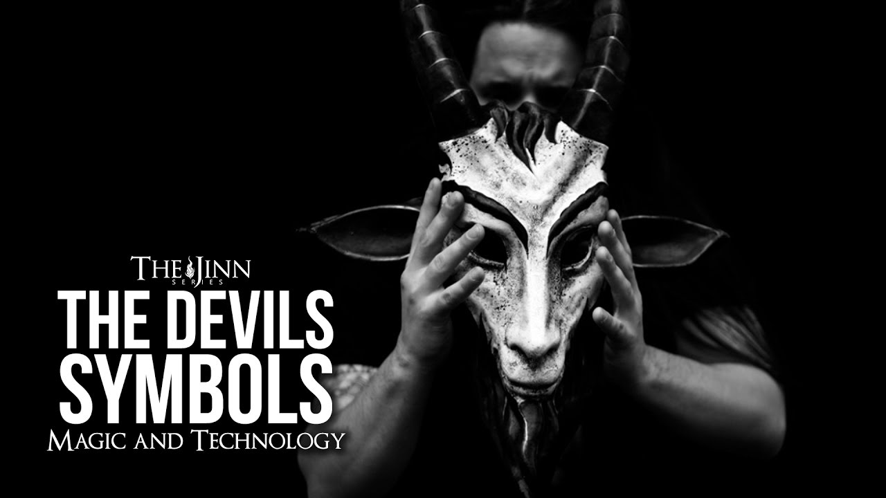The Devils Symbols (Magic and Technology)