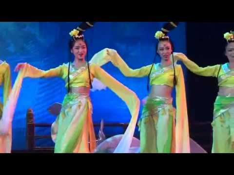 Tang Dynasty Music Show Xi'an China