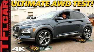 The Hyundai Kona Has A Very Impressive Awd System With One Big Issue....