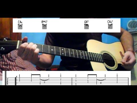 Justin Bieber All That Matters Guitar Tutorial 4 Easy Chords Youtube