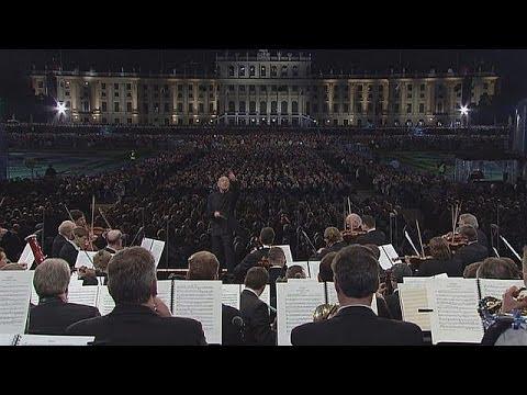 A noite mágica de Strauss em Viena