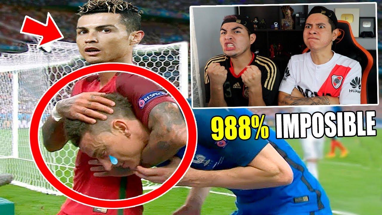 ¿PUEDES VER ESTE VIDEO SIN ENOJARTE? Edición Fútbol (988% IMPOSIBLE)