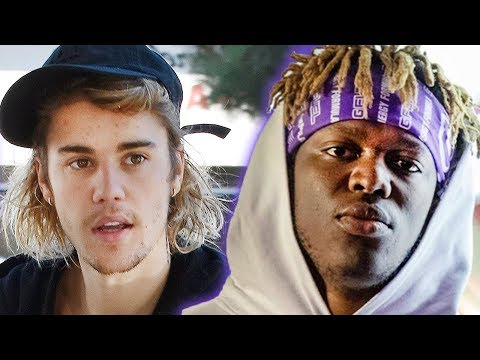 KSI Reveals Justin Bieber Fight Will Happen On One Condition