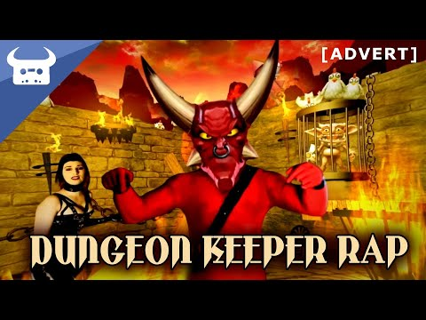 DUNGEON KEEPER RAP | Dan Bull