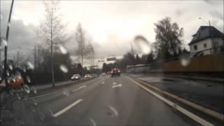 Hvordan spare et halvt sekund i trafikken.