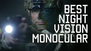 Best Night Vision Monocular   MNVD   Tactical Rifleman