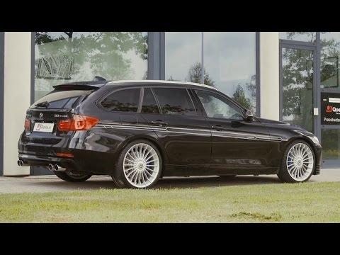 Alpina B3 Bi-Turbo Allrad review