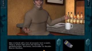 Nancy Drew: Danger on Deception Island - Speedrun (57:28) - Without Commentary