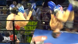 This Has NEVER Been Done in a Boxing Ring – RNR 5