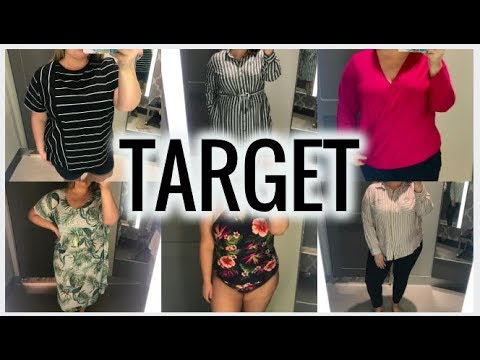 3888c2580ce9a9 TARGET SPRING (PLUS SIZE) TRY-ON HAUL