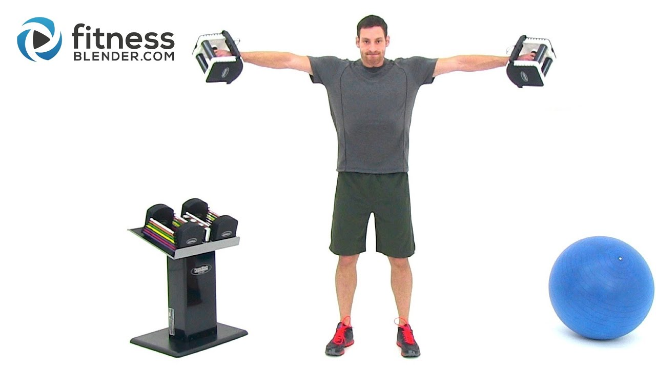 Cannonball Shoulders Workout -- Deltoid Exercises to get Bigger Shoulders