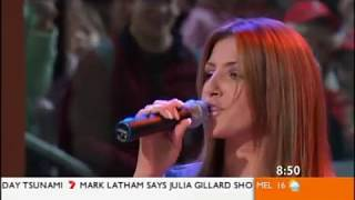 Download Helena Paparizou - My Number One (Live @ Sunrise 2005) MP3 song and Music Video