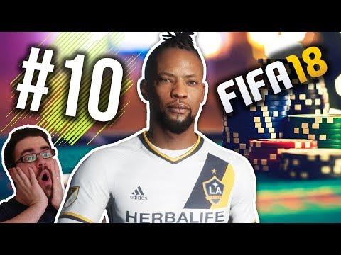 O POKER DO CAÇADOR! - FIFA 18: The Journey #10