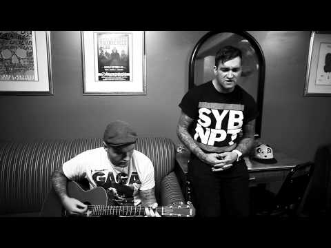 New Found Glory - Anthem for the Unwanted (Nervous Energies session)