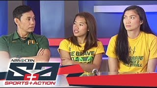 The Score: FEU Lady Tamarraws share their new system of play