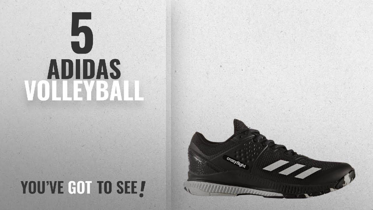 a76c4d631c06bc Top 5 Adidas Volleyball  2018   adidas Originals Women s Crazyflight Bounce  W Volleyball Shoe