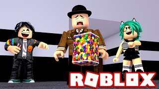 only you can attention to the beast challenge ✔️ * difficult * FLEE THE FACILITY in ROBLOX 😱