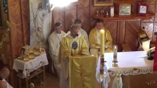 Pustelnia - Niedziela Miłosierdzia - kazanie