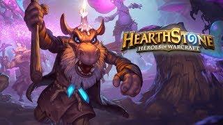 Hearthstone Kobolds and Catacombs Dungeon Run 22 Shaman