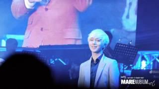 [121009] Park, Si-chun 100th Anniversary Tribute Concert - 낭랑 18세Sweet 18 (YESUNG)