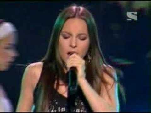 Luz sin Gravedad – Belinda – Latin American Idol 2007