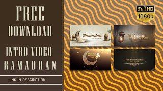 Intro Ramadhan 2021 Free Download