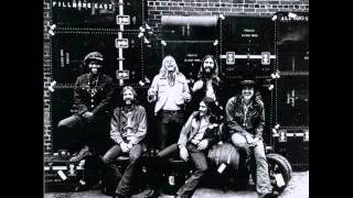 The Allman Brothers Band - Done Somebody Wrong ( At Fillmore East, 1971 )