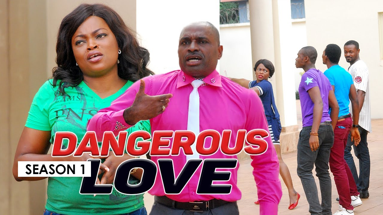 Download DANGEROUS LOVE 1 - LATEST NIGERIAN NOLLYWOOD MOVIES