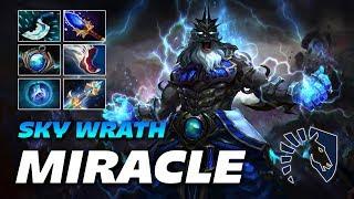 Miracle Zeus - Sky Wrath - Dota 2 Pro Gameplay