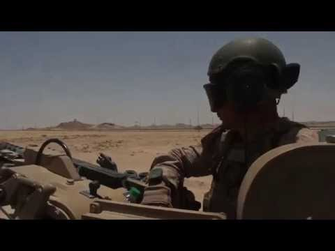 Live-Fire Exercise, 26th Marine Expeditionary Unit