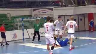 Norway vs Slovenia, quarter finals, 17/08/2015. ノルウェー対スロベニア、準々決勝、2015年8月17日