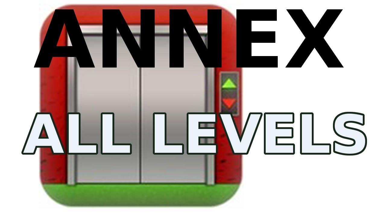 100 Floors Annex All Levels Walkthrough Youtube