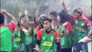 ICC WORLD CUP 2015 FLASH MOB BY FRIENDS FILM BOGRA