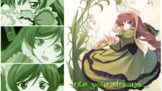 Suiseiseki's Character Song - Midori no Yubi