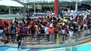 """DAY 1 - Naughty By Nature invades the Tom Joyner """"Fantastic Voyage 2010"""" Boat Cruise"""