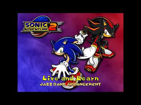 Sonic LIVE AND LEARN: Jazz Band Arrangement