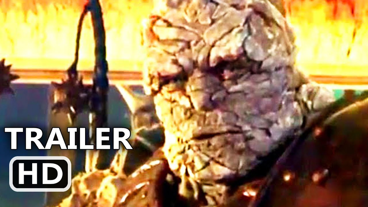 "THOR RAGNAROK ""Korg"" Funny Clip + Trailer (2017) Thor 3 Scene, Superhero Movie HD"