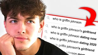 Griffin Johnson Answers Internet's Most Searched Questions | AwesomenessTV