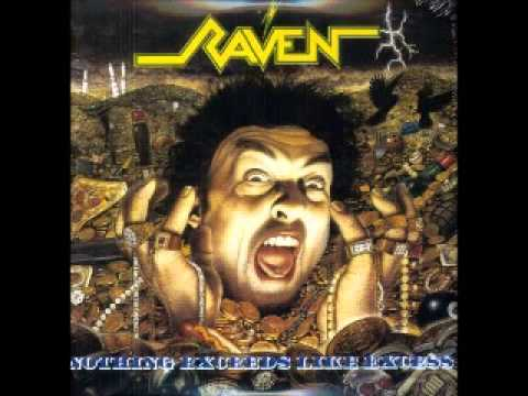 Raven-Nothing Exceeds Like Excess (1988) Full Album