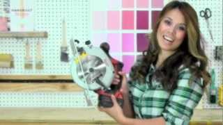 How To Cross Cut With Circular Saw